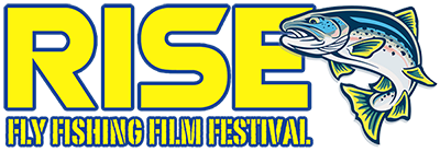 RISE Fly Fishing Film Festival New Zealand Logo